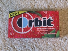 Orbit Strawberry Remix