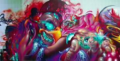 BREAKONE_MOS_BP (BREakONE) Tags: black wall mos de effects graffiti break grafiti character budapest meeting graffity arena styles colored rooster piece gokart galo barcelos cfs 2011 galos breakone gsby