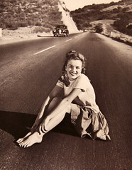 Marilyn Monroe - Age 19 (jamie nyc) Tags: losangeles marilynmonroe femmefatale hollywoodhills mulhollanddrive 19yearsold classichollywood lostangels normajeanemortenson normajeanebaker normajeanedougherty normajeanedimaggio silverscreenstarlets futuresexsymbol rephotographyoforiginalimagebyjimkiernan