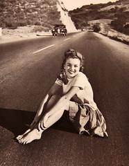 Marilyn Monroe - Age 19 (jamie nyc) Tags: losangeles marilynmonroe femmefatale hollywoodhills mulhollanddrive 19yearsold classichollywood lostangels normajeanemortenson normajeanebaker normajeanedougherty normajeanedimaggio silverscreenstarlets futuresexsymbol rephotographyoforiginalimagebyjimkiernan