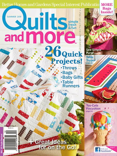 Quilts and More - Summer 2011