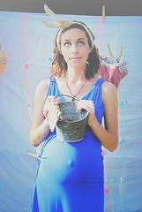 (britni grace) Tags: blue skinny bucket eyes nikon pregnant diaper greeneyes maternity laundry americana curve bohemian clothespin clothespins pail gradients clothdiaper filmstyle britnigrace uniquematernityshoot