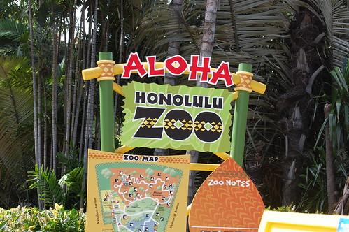 Honolulu Zoo 05-26-11
