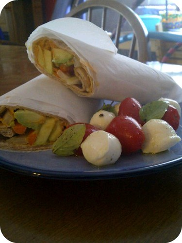 Avocado Summer Wrap
