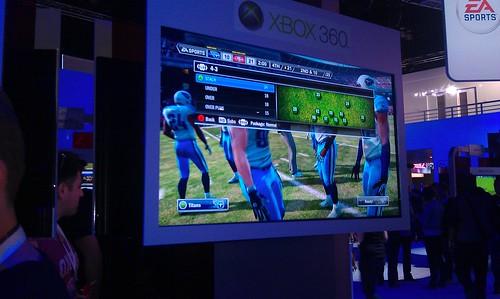 Madden NFL 12  E3 2011