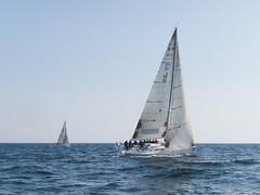 Xini Freedom passes LOW (Antti Tassberg) Tags: 2 race boat europe sailing yacht offshore low eu sail scandinavia gulfoffinland kilpailu vene purjevene purjehdus x41 suomenlahti vssr kilpapurjehdus suursaarirace volvosuursaarirace siesta32 xinifreedom