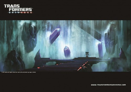 Transformers Universe 'MMO' Trailer and Concept Art
