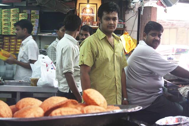 City Food – Bedmi Poori, Shyam Sweets