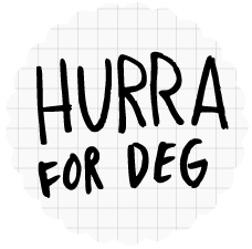 hurra for deg