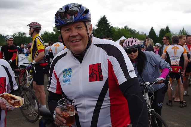 2011 Ride to Conquer Cancer Vancouver to Seattle