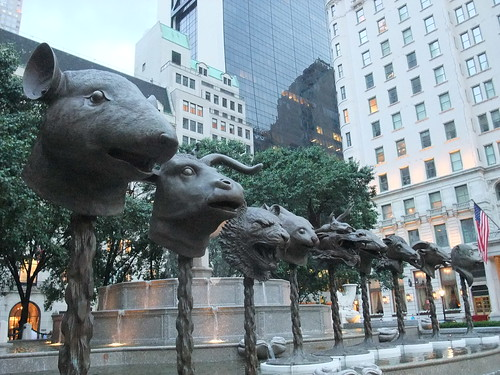 Ai Weiwei's Zodiac Animals