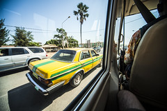 Gambia Exotic Cab - Travel (Dion De Jong) Tags: china sun london nature kids train canon brighton walk grain gambia 5dmarkii 5dmkii