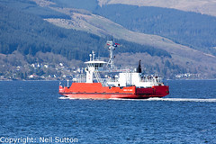 Sound of Shuna, Western Ferries (Neil Sutton Photography) Tags: scotland soundofshuna westernferries boat carferry ferry firthofclyde mcinroyspoint riverclyde ship bluesky canon inverclyde