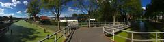 160918_131802_IMG_1140 (RHPhotographics) Tags: delft zuidholland nederland brug weg water vaart panorama canal den hoorn