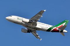 EI-IMC   FCO (airlines470) Tags: eiimc a319 msn 2057 alitalia fco airport a319100 a319112 ibimc