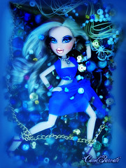 Bratz Modeling Inc. - Underwater Goddess - Vitória (Carol Parvati ™) Tags: party vitória bratz 2010 cloe carolparvati