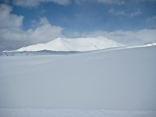 Asahidake Back Country