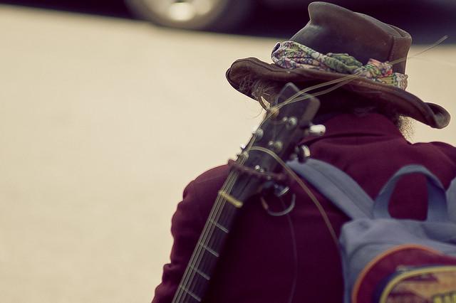 """I am, of course, a rogue. A rapscallion. A musician."""