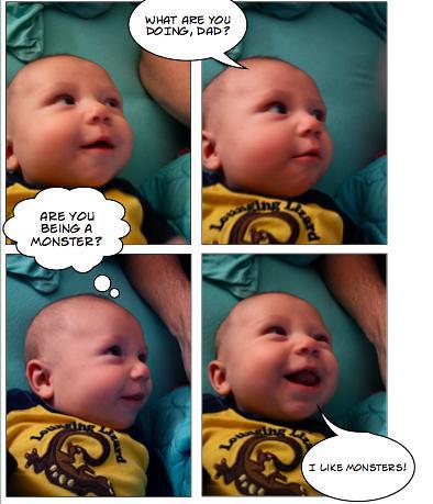 Jonas comic