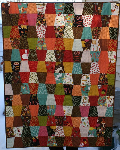 Michelle's Sweet Baby Quilt