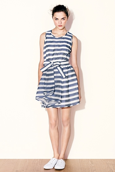 organdy stripe