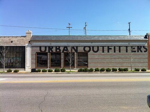 Urban Outfitters, Memphis, Tenn.