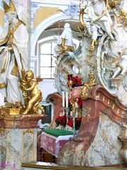040705-0400 (waldo-x) Tags: church maria jesus kathedrale kirche kreuz holy barock orgel basilika gotik heilig kapelle gotisch cathdral romanisch romanik germanchurch germancathedral andacht holybuilding