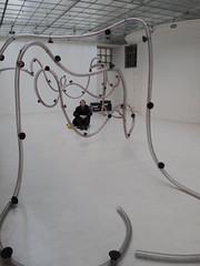photoset: Georg Kargl Galerie: Bernhard Leitner  - Earspacebodysound (16.3.-4.5.2011)
