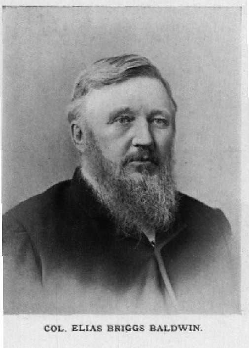Elias Briggs Baldwin