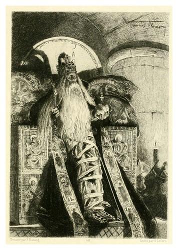 024-El Rhin-Illustration des oeuvres complètes de Victor Hugo (Volume 5) 1885 - Flameng, François