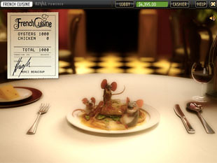 free French Cuisine slot bonus feature 1