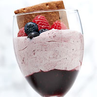 Mixed Berry Fool Recipe
