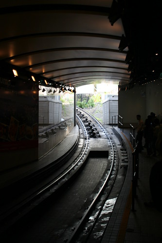 2011-02-26 - Hong Kong - The Peak - 01 - Tram station