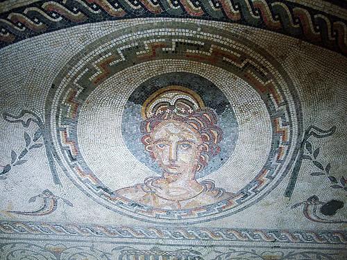 Bignor Roman Villa, Venus