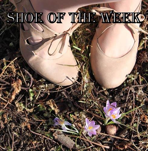 Shoe of the Week page