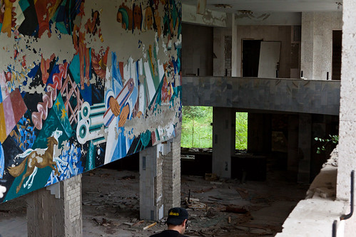 Pripyat: the abandoned town