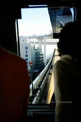 view from the driverless train*licensed (werxj) Tags: japan train transport railway odaiba futuristic tokyobay yurikamome