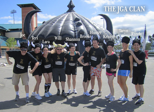 Warrior Dash - The JGA Clan