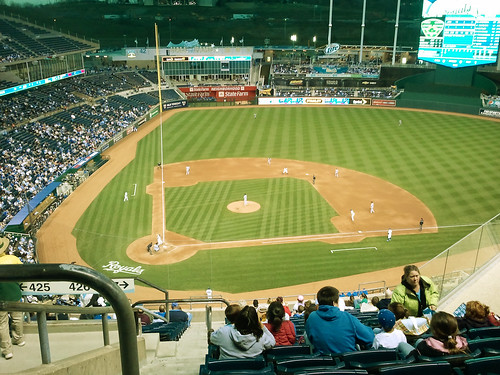 Royals v. White Sox