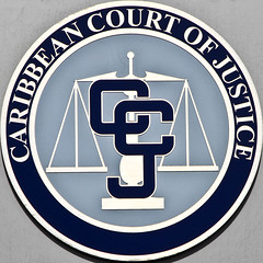 Caribbean Court of Justice logo