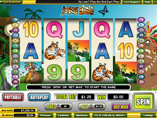 Jungle King slot game online review