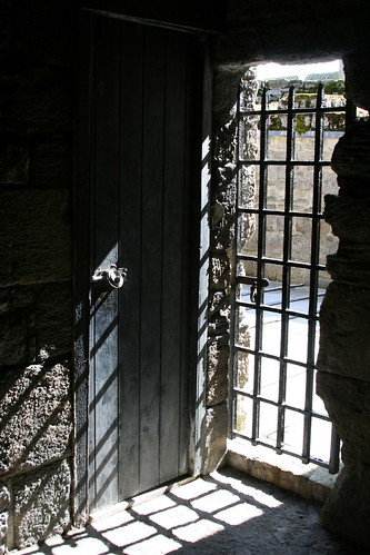 Caernarfon Barred Door
