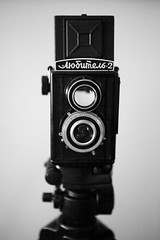 Любитель 2 (©skarson) Tags: camera 2 bw 120 canon stpetersburg eos russia mark tripod ii lubitel2 soviet lubitel 1957 5d ussr cccp sovjet любитель canoneos5dmarkii