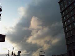【写真】雨の終わり