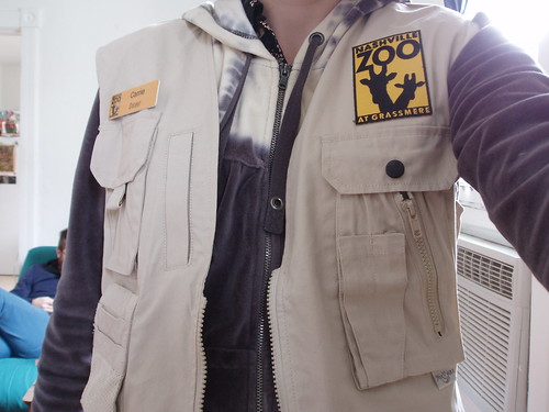 Docent Vest