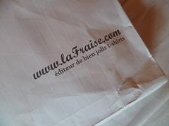 Arrivage du tee :) (GeekShadow) Tags: tshirt tee fraise lafraise