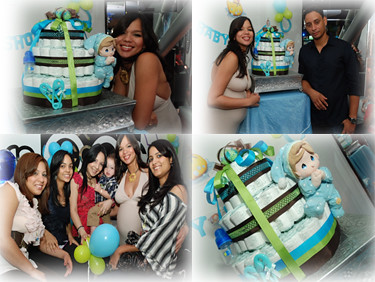 Laura Baby Shower @ Moccai Glam Club 10.04.2011