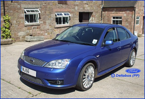 Ford Mondeo 3.0 V6. Ford Mondeo ST220