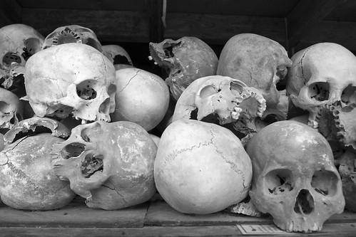 Killing Fields, Phnom Penh