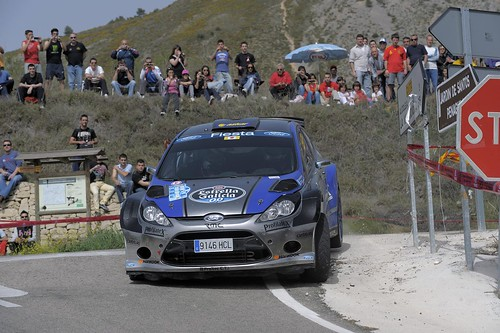 Xevi Pons-Rallye Vila Joiosa(Archivo)